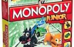Детская монополия (Junior)