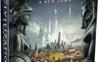 Релиз настольной игры Sid Meier's Civilization: A New Dawn от Hobby World