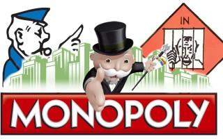 Монополия Классическая (Monopoly classic)