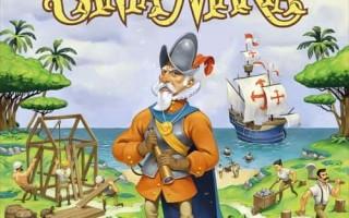 «Лавка игр» планирует локализацию Настольной игры Santa Maria