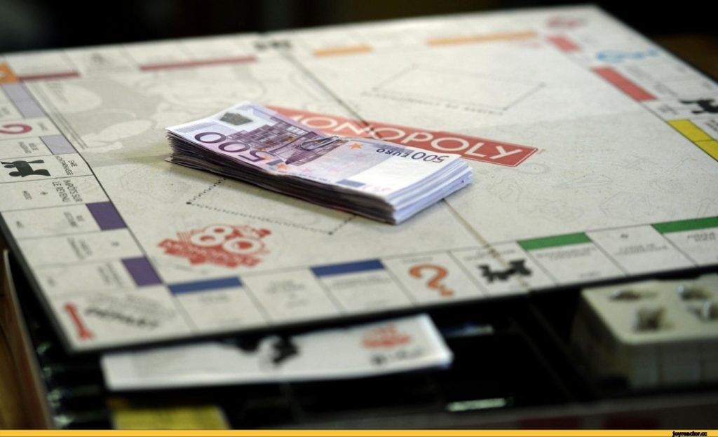 деньги монополия