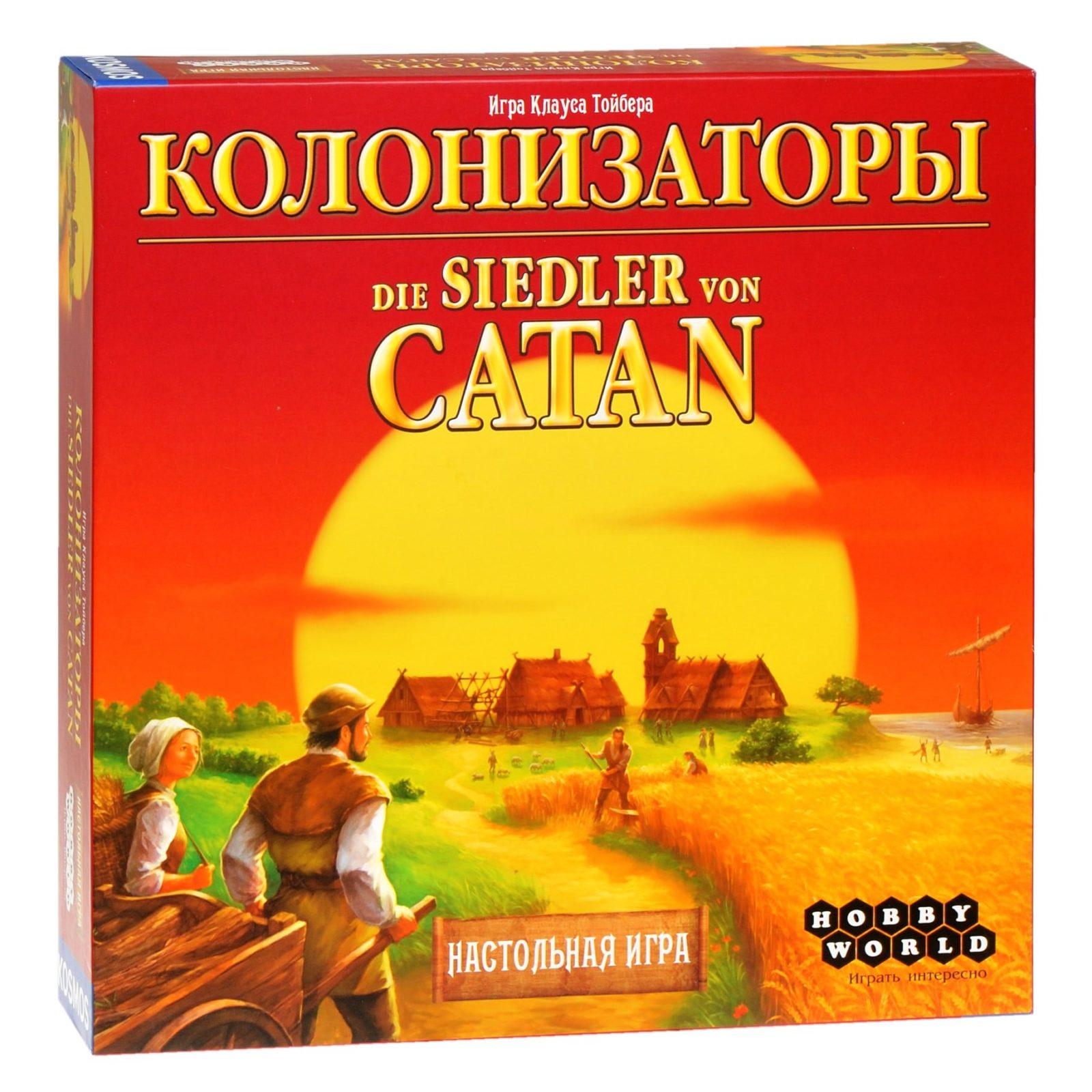 Агрикола Agricola Настольная игра новое издание