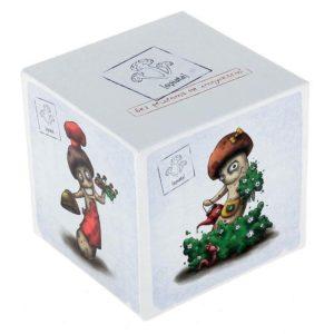 Коробка опята