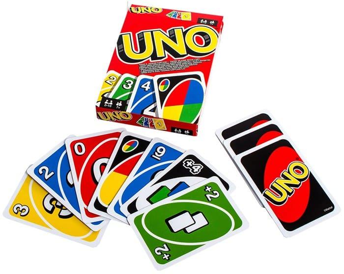 Карты Uno