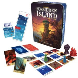 Forbidden-Island комплектация